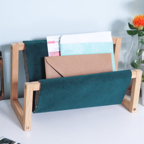 range-courrier-diy-velours-velvet