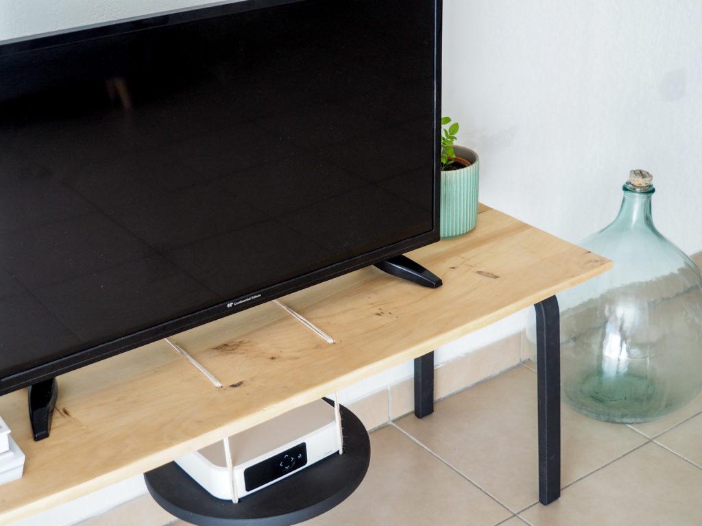 meuble tv fait maisob