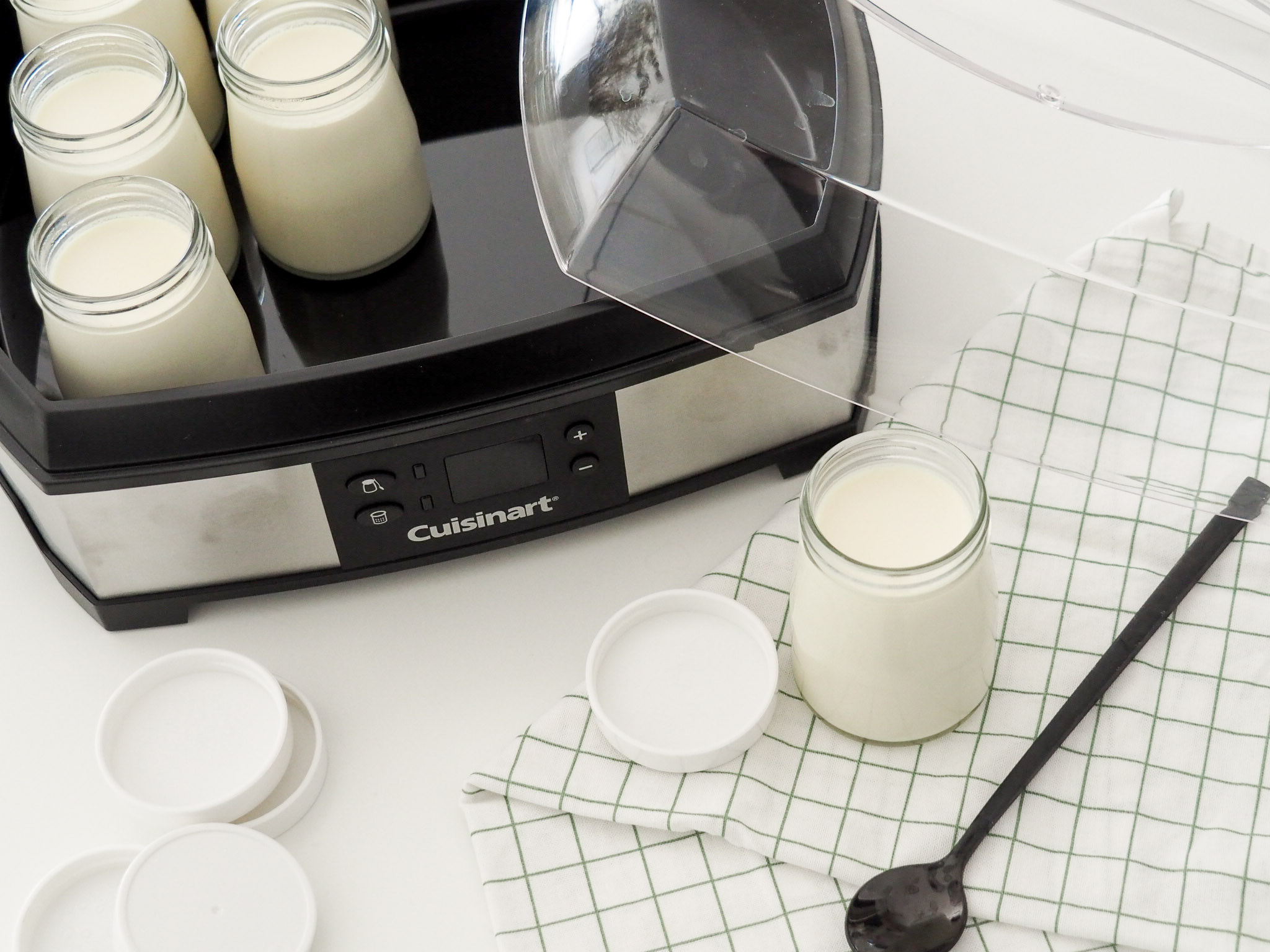 recette yaourt maison yaourtiere