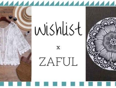 Wishlist-zaful