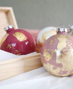 iy-christmas-boules-de-noël-peinture-dorures-pebeo