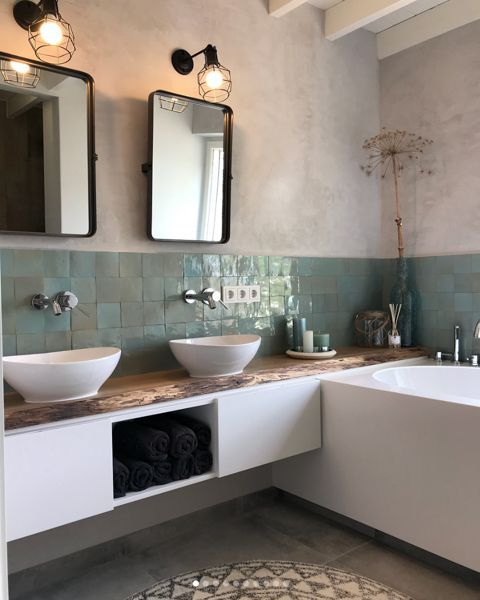 zellige salle de bain