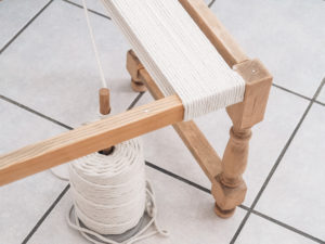 tissage avec cordes